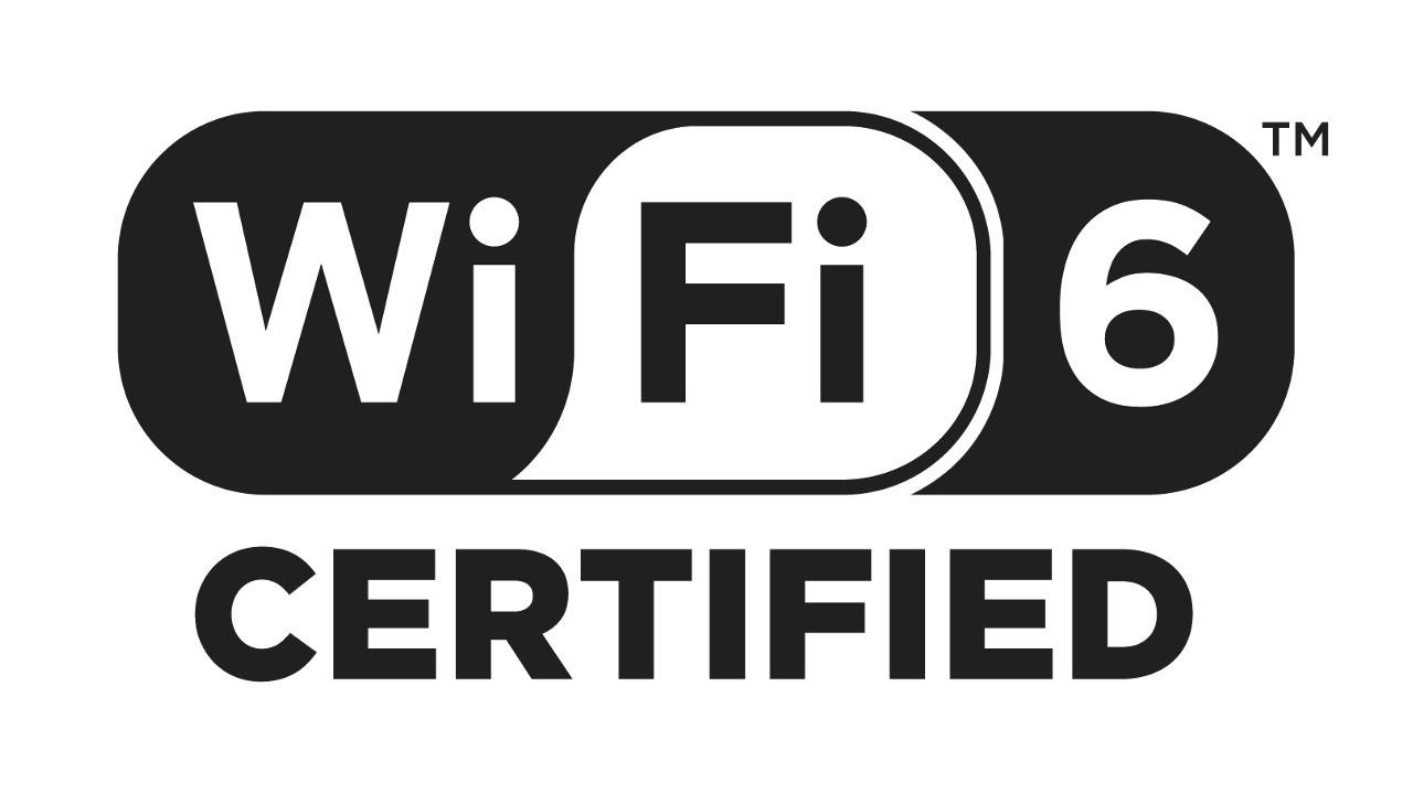 WiFi 6 certified badge 1280x720