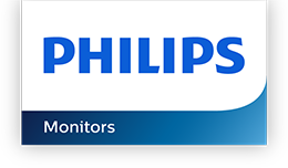 Philips monitors logo